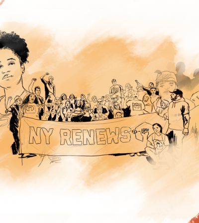 Texas Organizing Project, NY Renews Coalition, UNITE HERE - Demos Transforming America Award Honorees